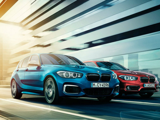 BMW 1 Serie Corporate Lease Editions VMD Groep